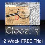 Image showing 2 week free trial of Clooz 3